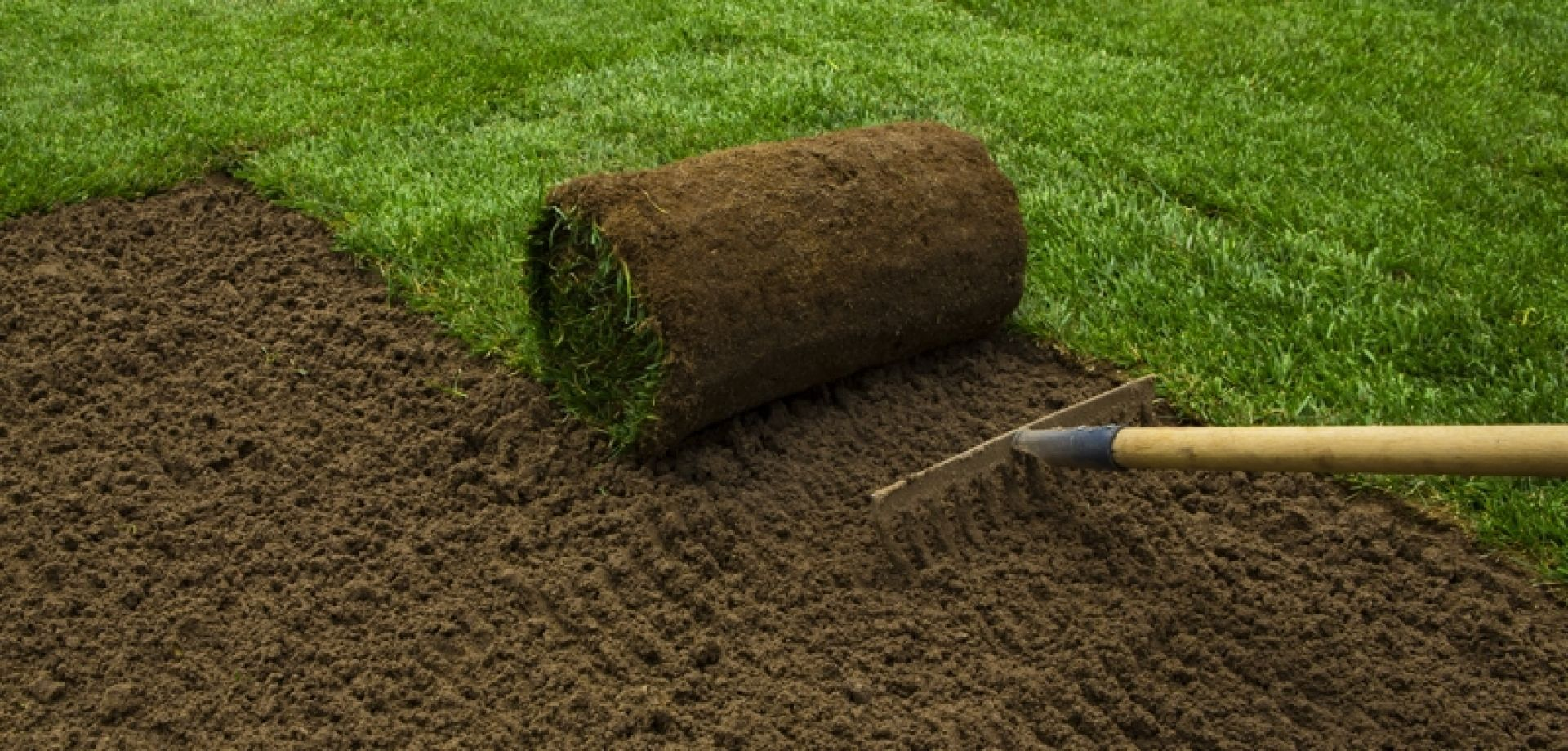 How to prepare ground and turf a lawn a step by step beginners guide